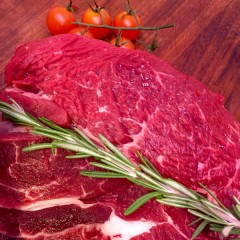 Beef Chuck Steak 500g