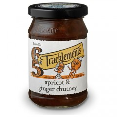 Tracklements Apricot Ginger Chutney 320g