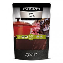 Atkins & Potts Beef Stock 350ml
