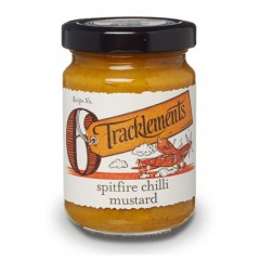 Tracklements Chilli Mustard 140g