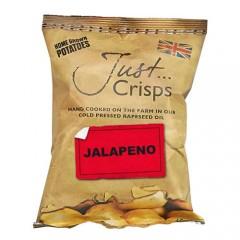 Just Crisps Jalapeno 150g