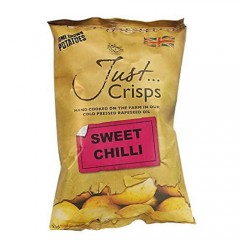 Just Crisps Sweet Chilli 150g
