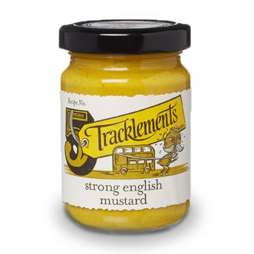 Tracklements English Mustard 140g