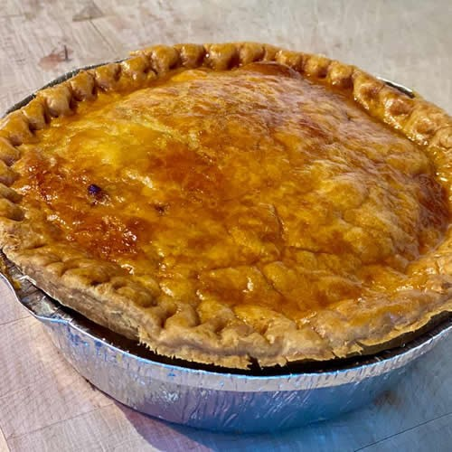 Steak & Ale Pie (Family Size)