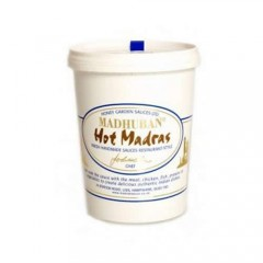 Madhuban Hot Madras Sauce 485g