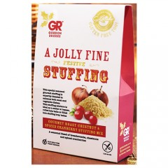 Gordon Rhodes Chestnut & Spiced Cranberry Stuffing Mix 125g