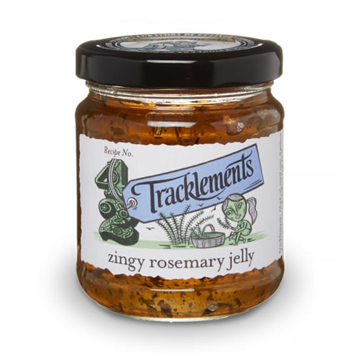 Tracklements Rosemary Jelly 250g