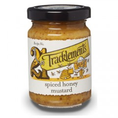 Tracklements Spiced Honey Mustard 140g