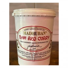Madhuban Thai Red Curry Sauce 485g