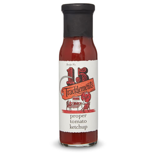 Tracklements Tomato Ketchup 230g