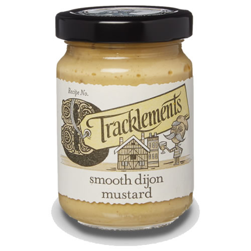 Tracklements Dijon Mustard 140g