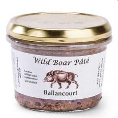 Ballancourt Wild Boar Pâté 180g