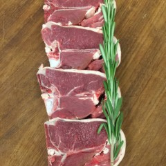 English Lamb Middle Loin Chops
