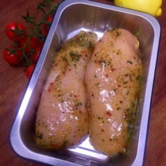 Chicken Fillets in Garlic Marinade (Pack of 2)