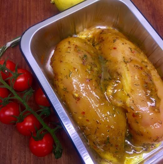 Chicken Fillet in Thai Adventure Marinade (Pack of 2)