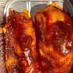 Chicken Fillet in Mexican Madness Marinade (Pack of 2)