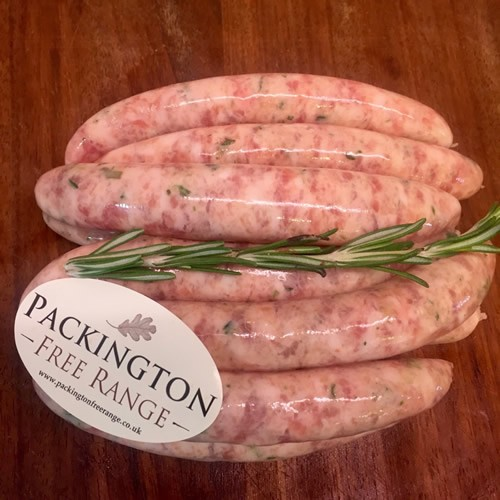 Pork & Leek Sausage 500g