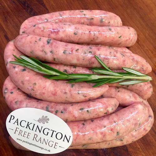 Pork & Chive Sausage 500g