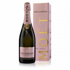 Moet & Chandon Rosé Champagne 75cl