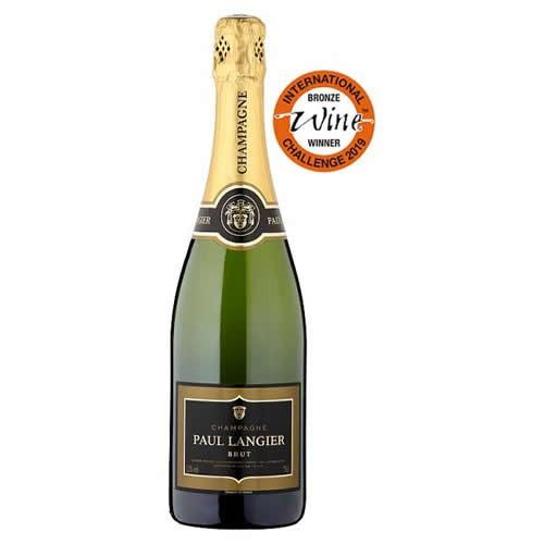 Paul Langier Brut Champagne 75cl