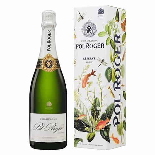 Pol Roger Reserve Brut Champagne 75cl