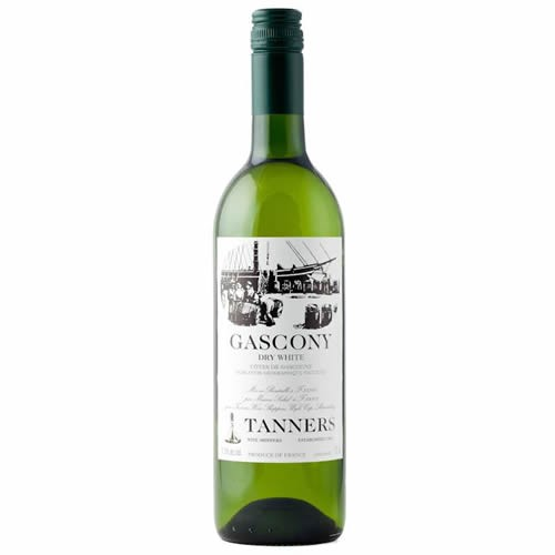 Tanners Gascony Dry White 75cl