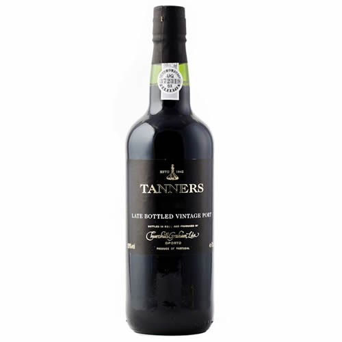 Tanners Late Bottled Vintage Port 2014 75cl