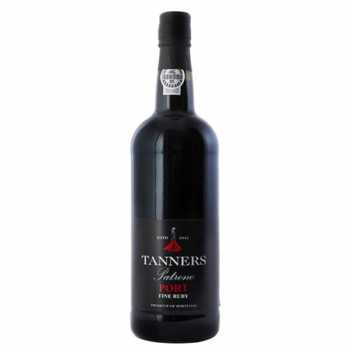 Tanners Patrono Fine Ruby Port 75cl